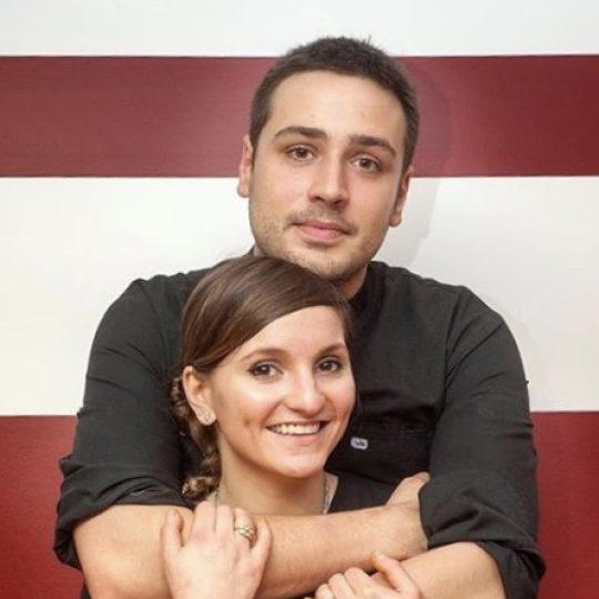 Quentin Bourdy & Noémie Honiat